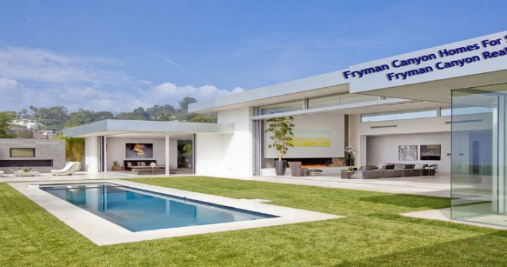 Fryman Canyon Real Estate