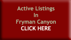 Fryman Canyon Homes For Sale Update