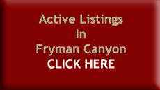 Active Fryman Canyon Listings